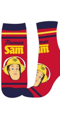 Brandweerman Sam Sokken (rood1 paar)