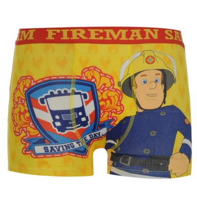 Iets Nieuws Brandweerman Sam Boxershort (onderbroek) | Brandweerman Sam #KQ61