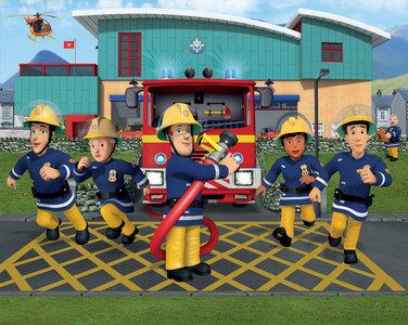 Afbeeldingsresultaat voor brandweerman sam